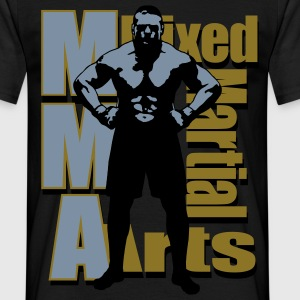 Mixed martial arts - Männer T-Shirt