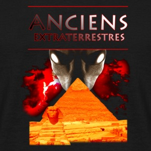 Anciens Extraterrestres - T-shirt Homme