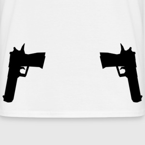 Dual Deagle - Men's T-Shirt
