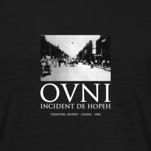 OVNI Hopeh Chine 1942 - T-shirt Homme