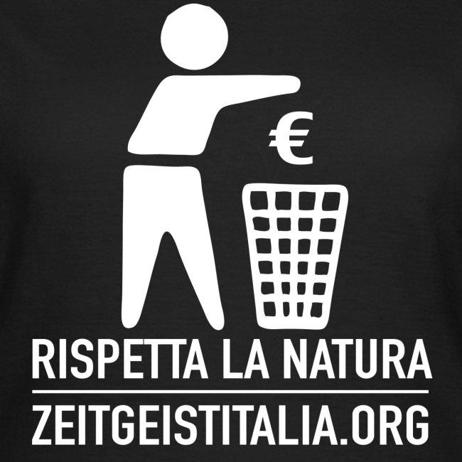 Rispetta la natura for Z-girls
