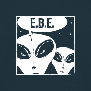 EBE Extraterrestre - T-shirt Homme