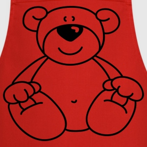 Sweet little bear  Aprons - Cooking Apron