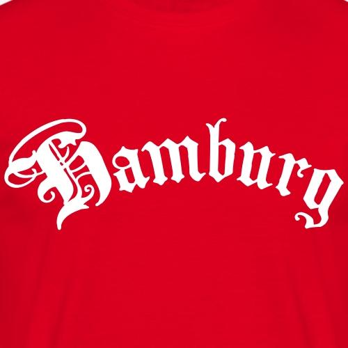 Hamburg Bogen Schriftzug 1c 1