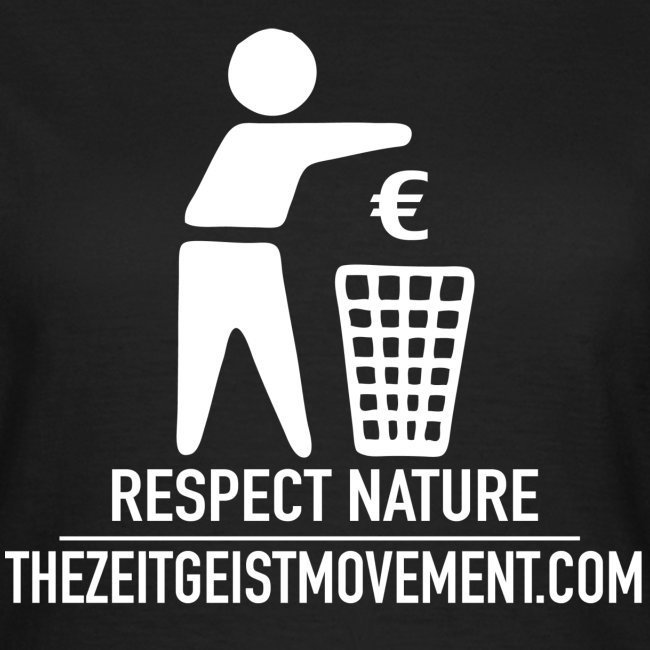 Respect nature for Z-girls