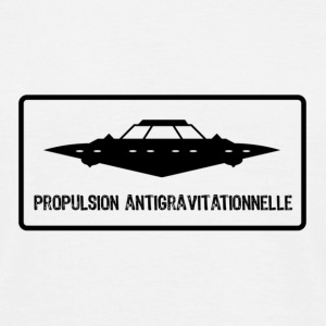 Propulsion Antigravitationnelle - T-shirt Homme