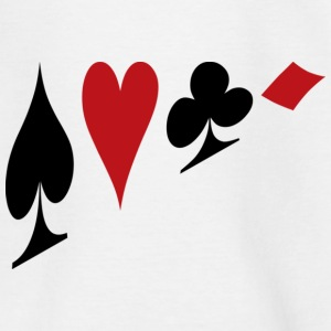 Poker T-shirts Enfants - T-shirt Ado