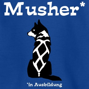 Kinder T-Shirt Musher in Ausbildung - Teenager T-Shirt