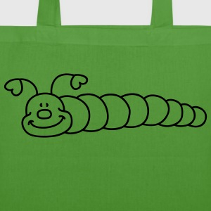 little caterpillar Bags  - EarthPositive Tote Bag