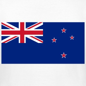 Flag New Zealand (dd) T-shirt - Maglietta da donna