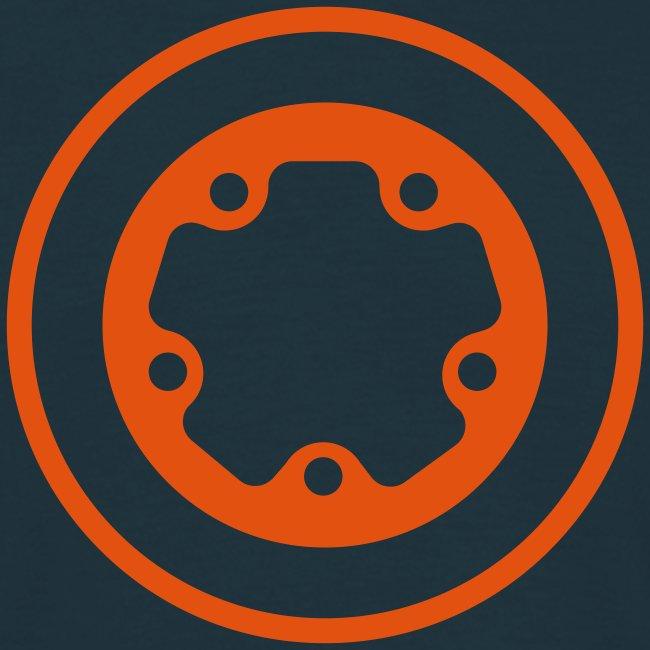 widefive / navy-orange