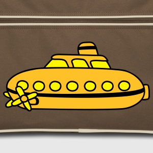 Small yellow submarine Bags  - Retro Bag
