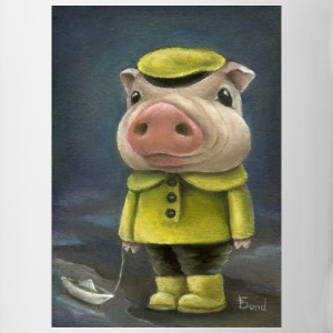 Peter the pig - Tasse