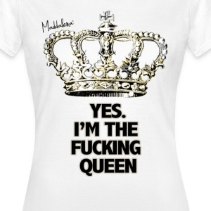 The Queen T-Shirts - Women's T-Shirt