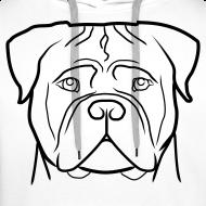 ~ Uomo - Logo nero + Manica dx