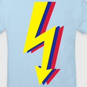 High Voltage, Lightning! Kids' Shirts - Kids' Organic T-shirt