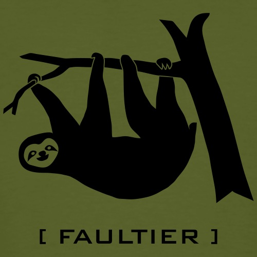 Faultier Faul Faulpelz