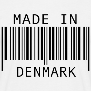 Made in Denmark T-shirts - Herre-T-shirt