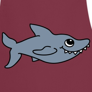 Cute shark  Aprons - Cooking Apron