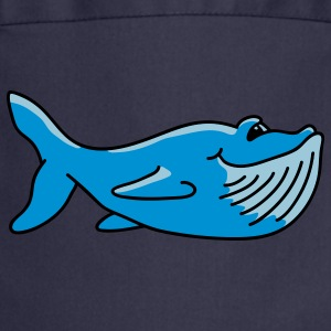 Cute whale  Aprons - Cooking Apron
