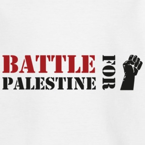 Battle For Palestine T-Shirts - Teenager T-Shirt