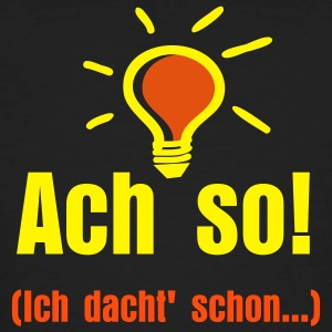 Idee! Good idea! T-Shirts - Männer Bio-T-Shirt