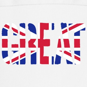Great Britain flag, britiske flag, Union Jack, UK  - Forklæde
