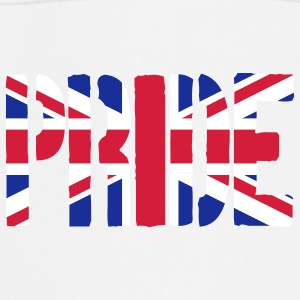 PRIDE Britain Flag, British Flag, Union Jack, UK F - Cooking Apron