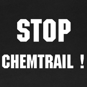 STOP CHEMTRAIL !! - T-shirt col rond U Femme