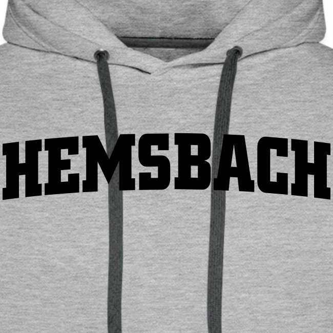 Hemsbach Boys Kapuzen-Sweater