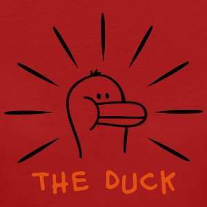 The Duck T-shirt - T-shirt ecologica da donna