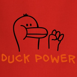 Duck Power Kookschorten - Keukenschort