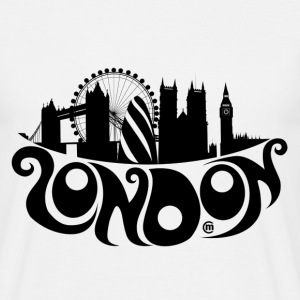London s T-Shirts - Männer T-Shirt