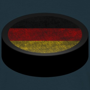 Hockey Puck (Germany) Men's T-shirts - Camiseta hombre