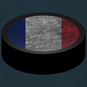 Hockey Puck (France) Men's T-shirts - Maglietta da uomo