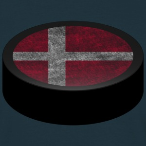 Hockey Puck (Denmark) Men's T-shirts - Camiseta hombre