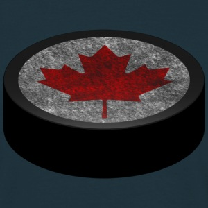 Hockey Puck (Canada) Men's T-shirts - Maglietta da uomo
