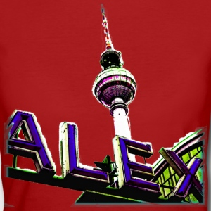 Alex Blau T-Shirts - Frauen Bio-T-Shirt