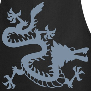 Japanese Dragon  Aprons - Cooking Apron