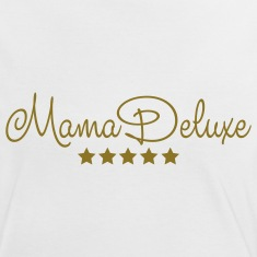 mama deluxe muttertag beste mutti mothers day mom T-Shirts