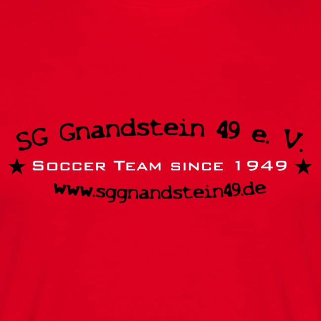 SoccerTeam - Classic-Shirt