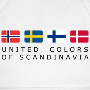 Base-Cap UNITED COLORS OF SCANDNAVIA - Baseballkappe