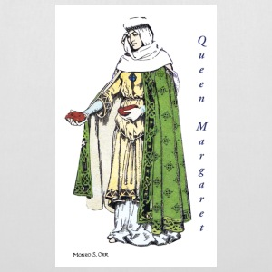 Queen Margaret feeds the poor - Tote Bag