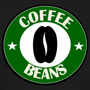 Coffeebeans - T-skjorte for menn