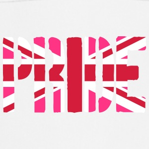 Gay Pride Britain Flag, Pink British Flag, Pink Un - Cooking Apron