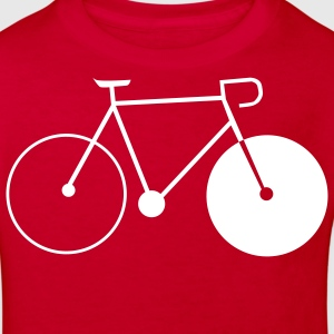 bike singlespeed fixie bicycle Shirts - Kids' Organic T-shirt