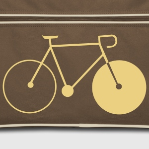 bike singlespeed fixie bicycle Bags & backpacks - Retro Bag