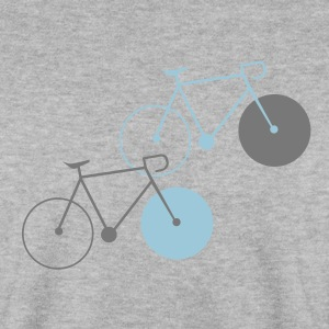 bike singlespeed fixie bicycle Hoodies & Sweatshirts - Men's Sweatshirt