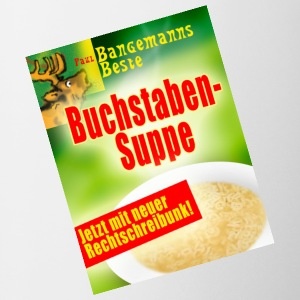 Suppentasse - Tasse