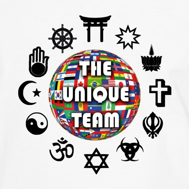 T Shirt H Unique Team